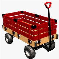 max tuffy wagon