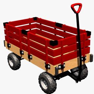 max tuffy wagon