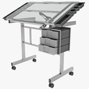 Drafting Table 3D models