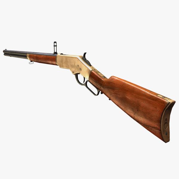 max winchester 1866 rifle