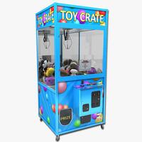 3dsmax arcade crane