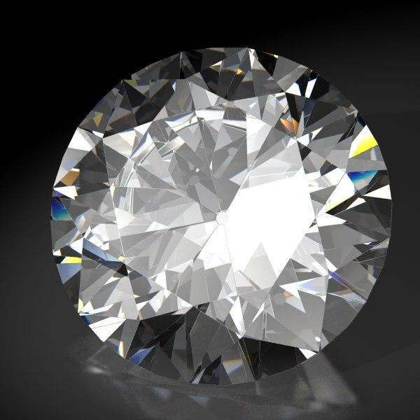 3ds max diamond brilliant