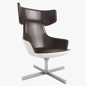 3d chair hendrix