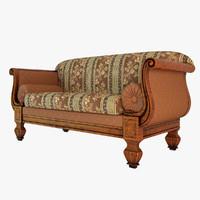 3d sofa ceppi style