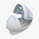 spa capsule 3D models