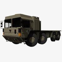 MAN HX 58 8X8 Military Truck System
