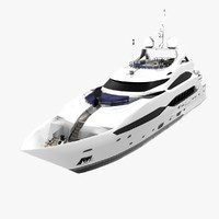 Sunseeker 40 Luxury Yacht