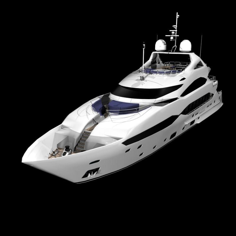 40 sunseeker yacht cruising max