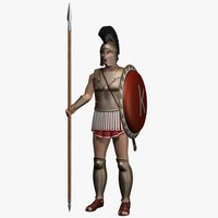 greek hoplite 3ds