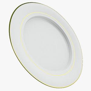 max dinner plate