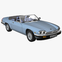 Jaguar XJS Convertible