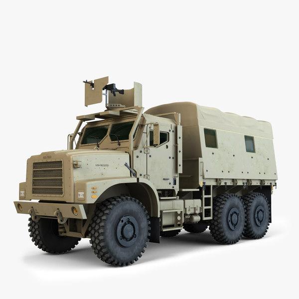 max armored oshkosh mtvr a