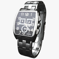 festina 16292 6 watches 3d model