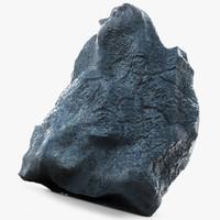 3d model realistic rock