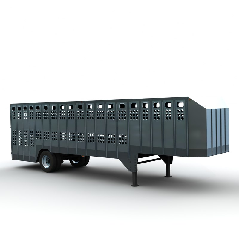livestock trailer eby lwo