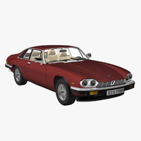 xjs coupe 3d 3ds