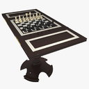 Chess Board 3D models