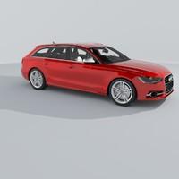 Audi S6 Avant (2013)