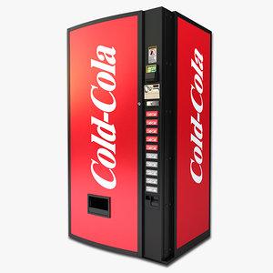 3d 3ds soda machine 1