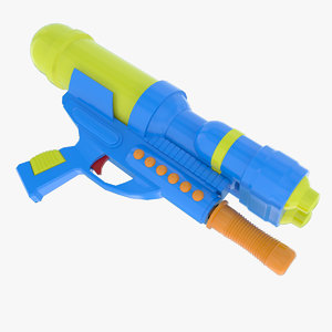 toy water gun