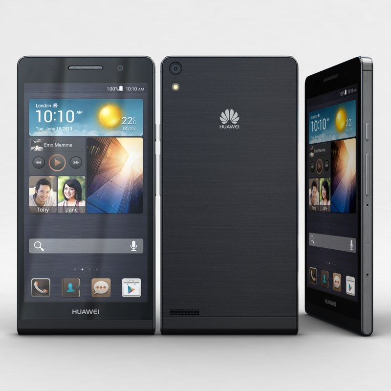 3ds max huawei ascend p6 s