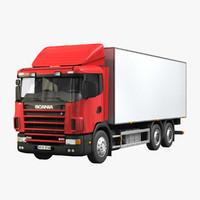 ScaniaTruck