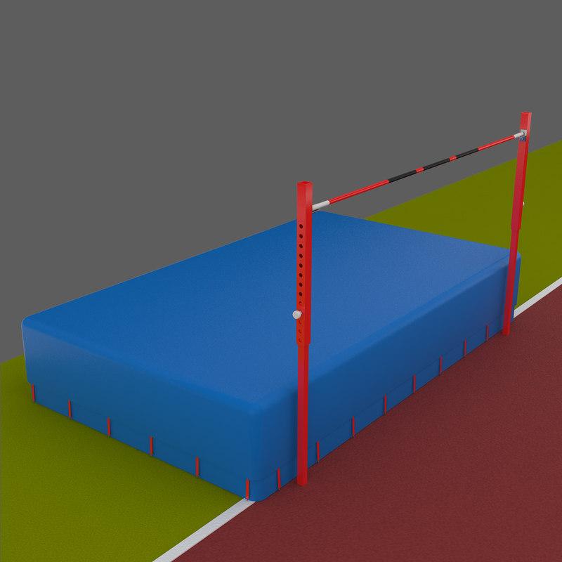 3d jump model