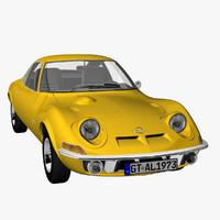 Opel GT 1973 EU