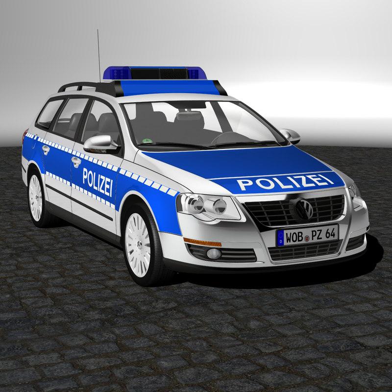 passat police lwo