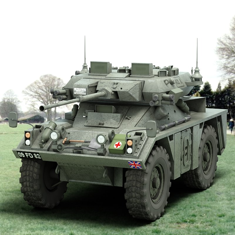 3ds british fv 721 fox