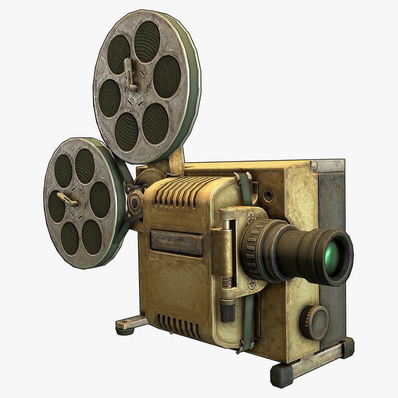 max projector normal