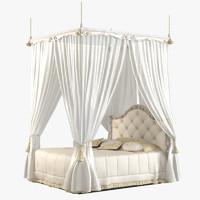 Savio Firmino Canopy Bed 3024B