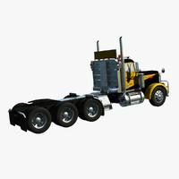 lwo pete 379 heavy haulage