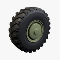 Heavy Vehicle Wheel