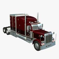 pete 389 truck lwo