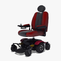 power wheelchair max