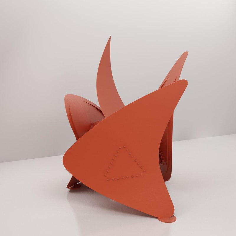 sculpture calder joan 3ds