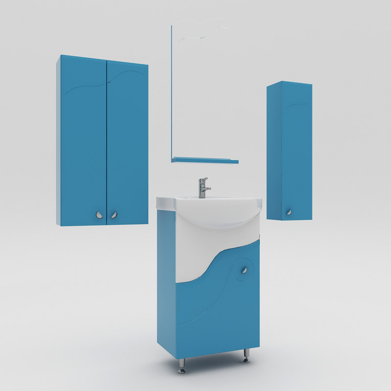 washbasin kalibri 3d model
