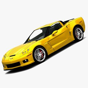 lightwave chevrolet corvette z06 coupe