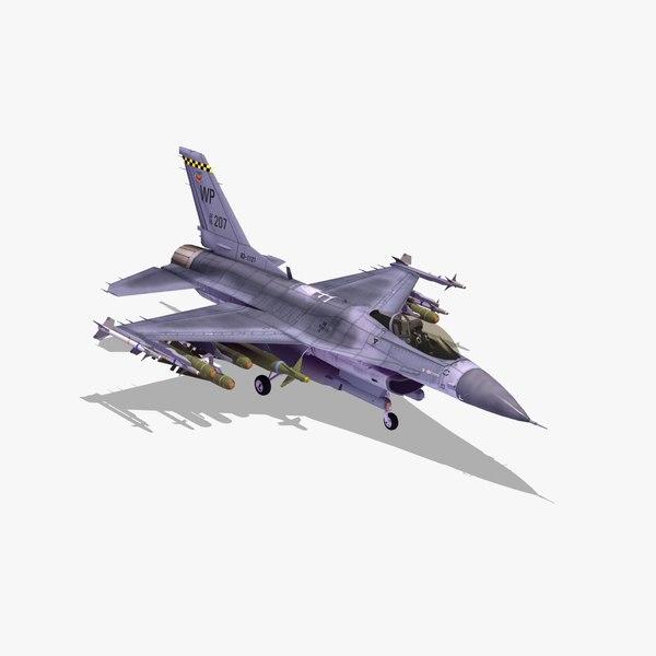 f16c falcon jet fighter max