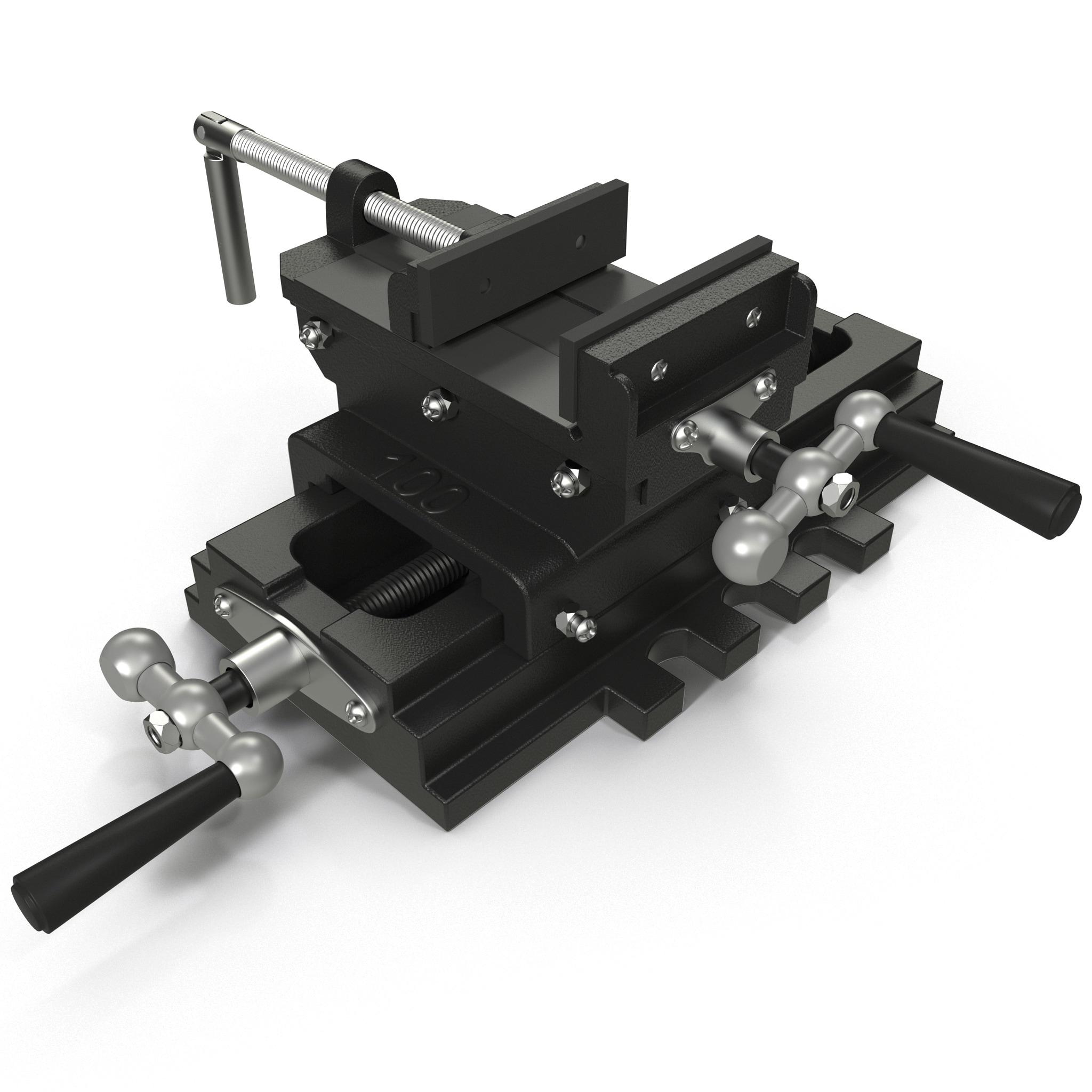 professional grade drill press 3ds