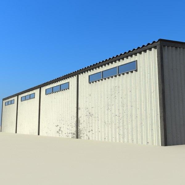 max hangars warehouses industry