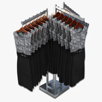 Womens Dress Rack 3