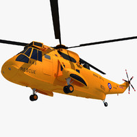 Westland Sea King Helicopter