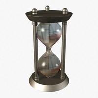 3d hourglass model