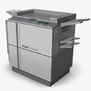 Photocopier 3D models
