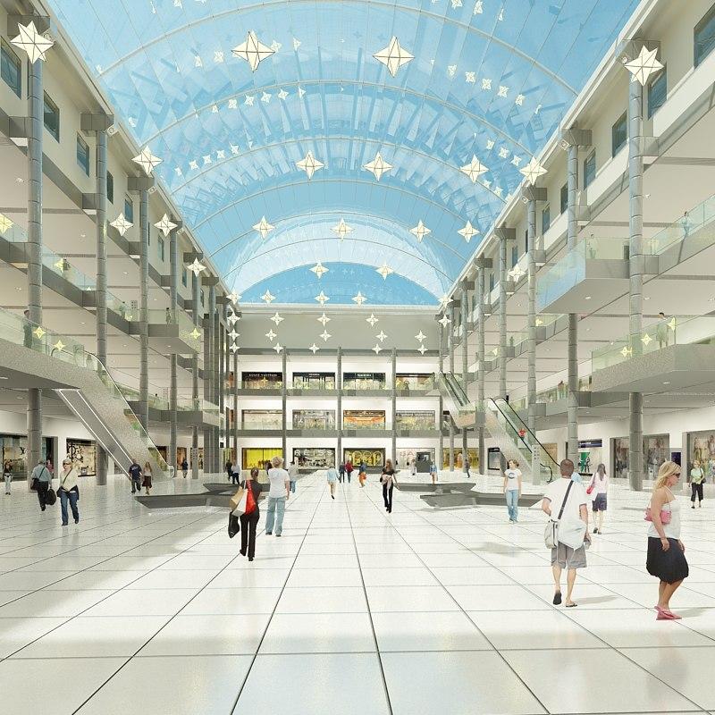 shopping mall 2 max