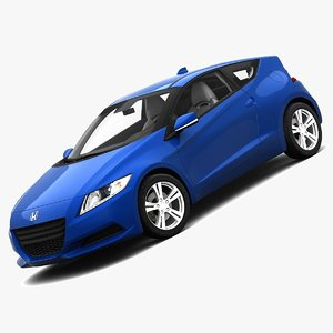 2011 honda cr-z 3ds
