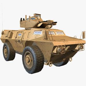 3d m1117 guardian model
