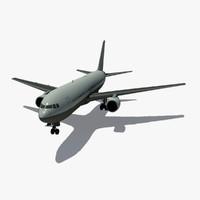 b 767-200 3ds